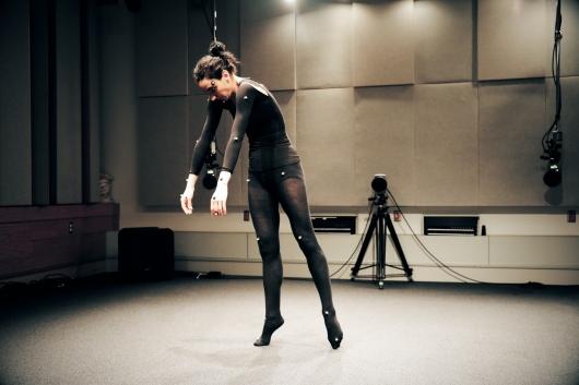 Dancer: Elisabeth Bizoirre